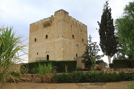 chipre castillo kolossi
