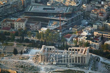El nuevo Museo de la Acrópolis