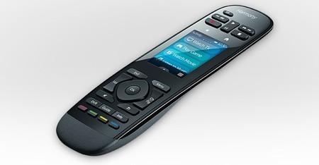 Logitech muestra su nuevo mando a distancia universal Harmony Ultimate