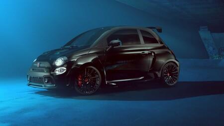 Fiat Abarth 595 Hércules; Pogea Racing convierte al pequeño italiano en una fiera de 217 hp