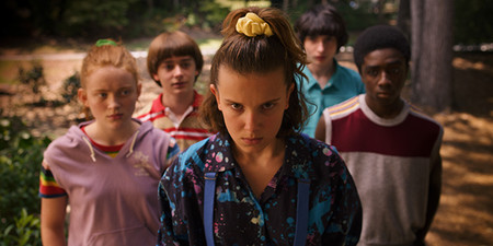 Stranger Things Tercera Temporada En Netflix Millie Bobby Brown 2