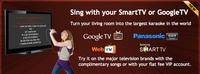 Red Karaoke, una gran opción de ocio para tu Smart TV