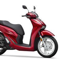 La Honda SH125i evoluciona con más tecnología, mejor capacidad de carga y el mismo suelo plano