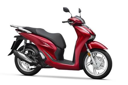 Honda Sh125i 2020 1
