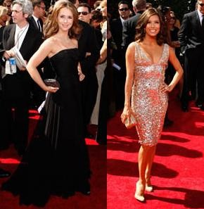 Emmy Awards 2007: la alfombra roja