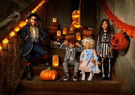 Disfraces de Halloween para los peques de H&M
