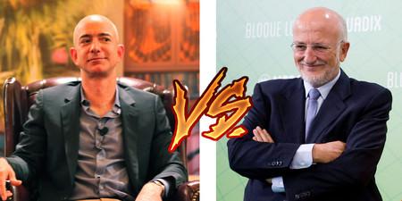 Roig vs Bezos: Mercadona necesita ser Amazon antes de que Amazon consiga convertirse en Mercadona