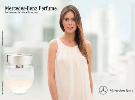 Las firmas de automóviles también lanzan perfumes...