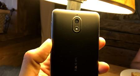 Nokia 3 1 Camara