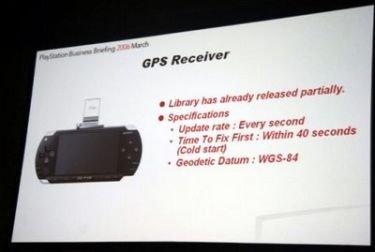 Más datos del Eyetoy y el GPS para PSP