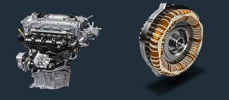Motores Prius 3ra Generación