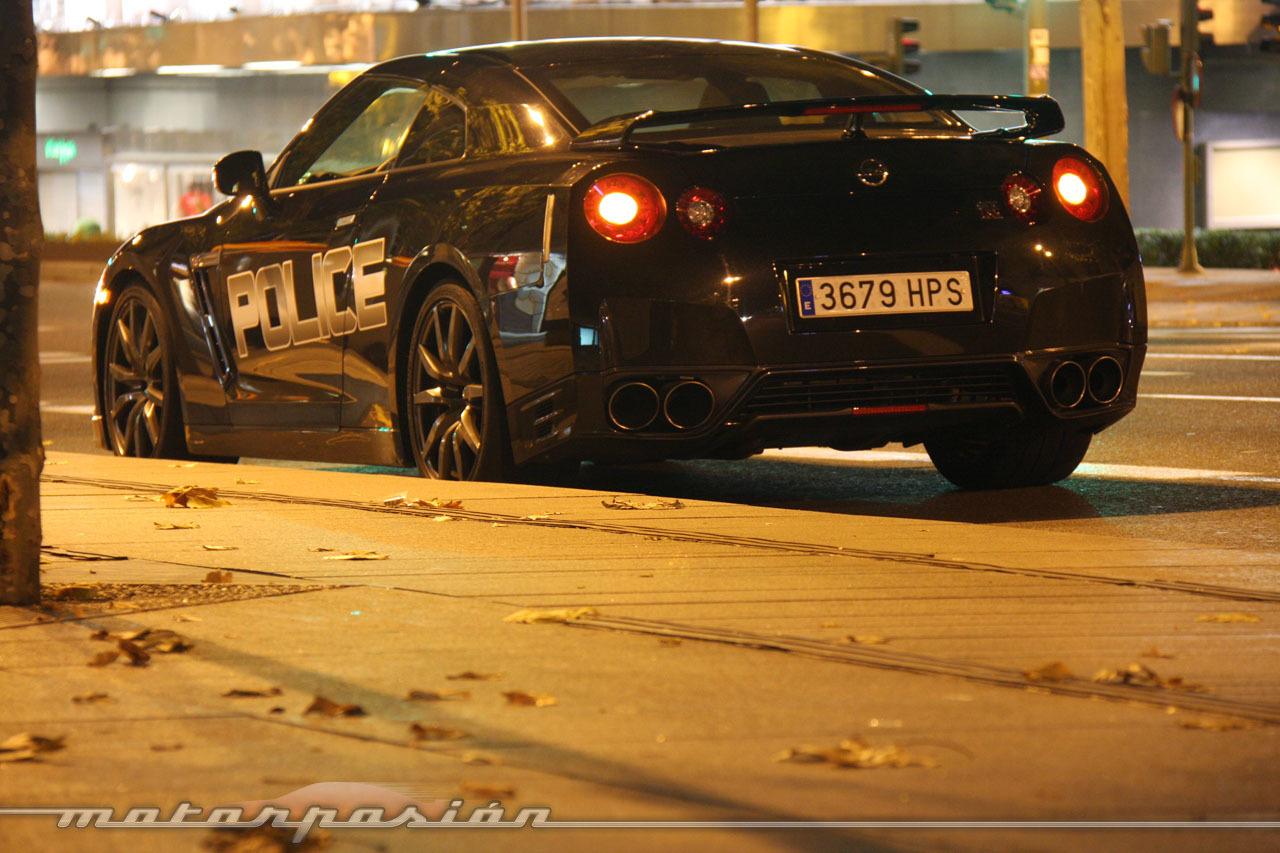 Foto de Nissan GT-R Police Edition (10/12)