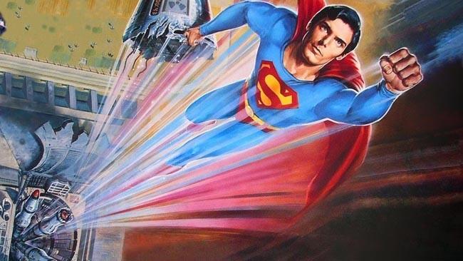 Superman IV cartel