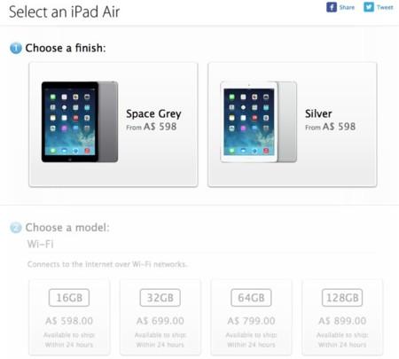 Las Apple Store de Asia empiezan a aceptar pedidos de los nuevos iPad
