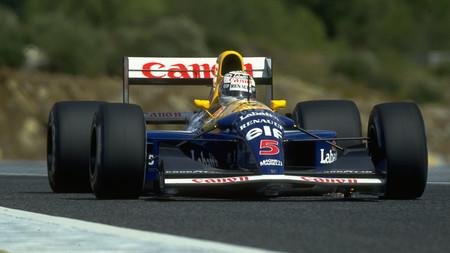 Sebastian Vettel se ha comprado un Williams FW14B, el coche con el que Nigel Mansell ganó el mundial de Fórmula 1