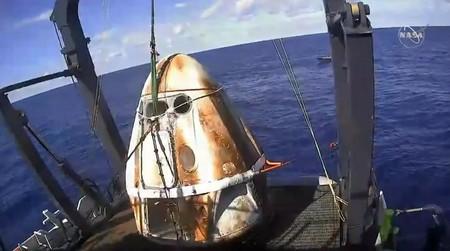La Crew Dragon de SpaceX ya está en casa: estamos tocando el primer viaje tripulado comercial a la ISS con la punta de los dedos