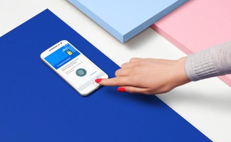 Motog4plus Fingerprintsensor