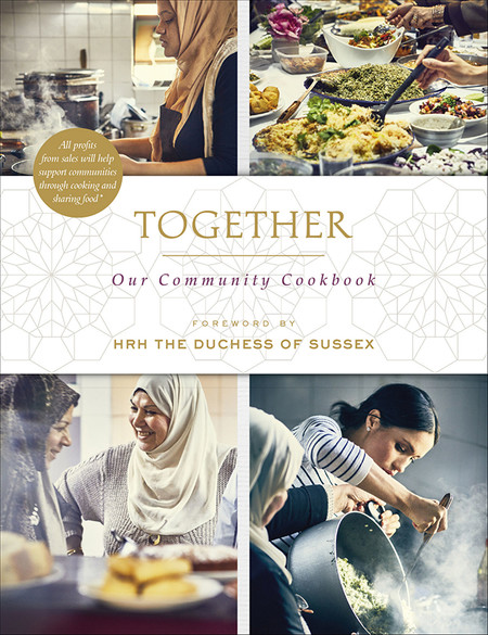 Together Our Community Cookcook Portada Libro