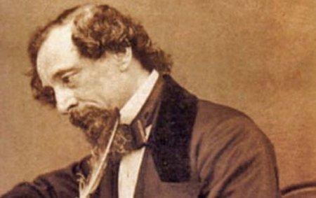 El manuscrito original de 'Cuento de Navidad' de Dickens, exhibido en Nueva York