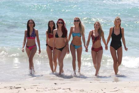 El bikini inteligente que no quiere que te quemes