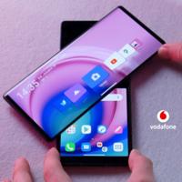 """LG Wing 5G llega a Vodafone, desde 888 euros con pago a plazos y smart TV de 49"""" de regalo"""