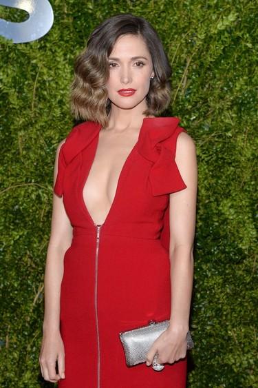 Delpozo en la alfombra roja de los Premios Tony, ¿qué puede salir mal?