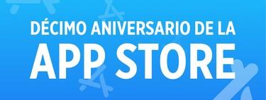 Décimo aniversario de la App Store: así ha cambiado el mundo para siempre
