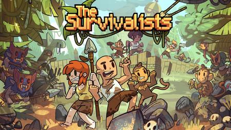Análisis de The Survivalists: la experiencia de sobrevivir en una isla desierta acompañado de un ejército de monos esclavos