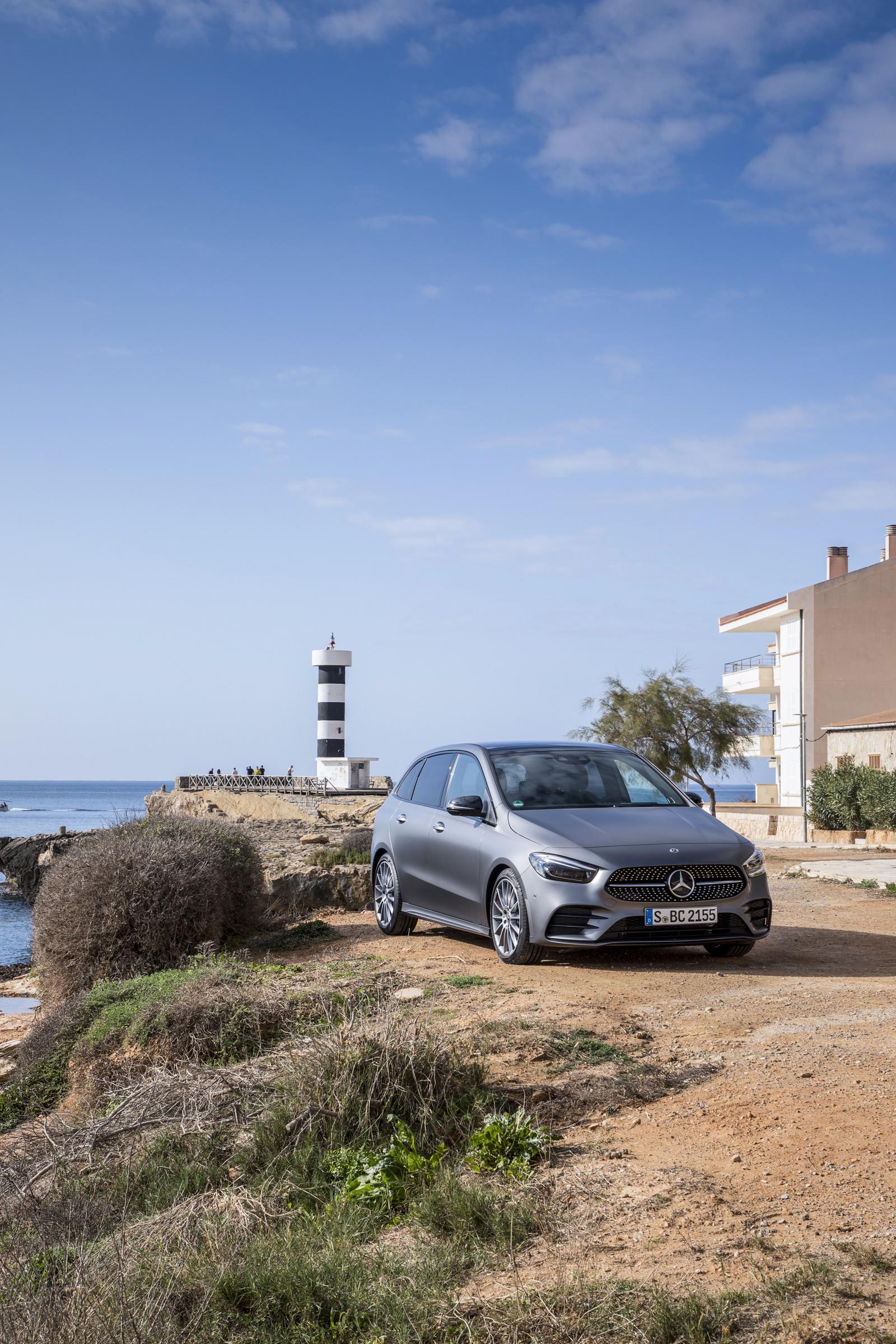 Foto de Mercedes-Benz Clase B 2019 (71/157)
