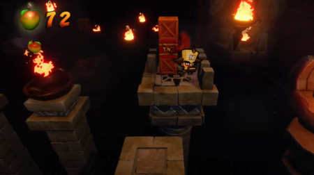 Niveles secretos de Crash Bandicoot