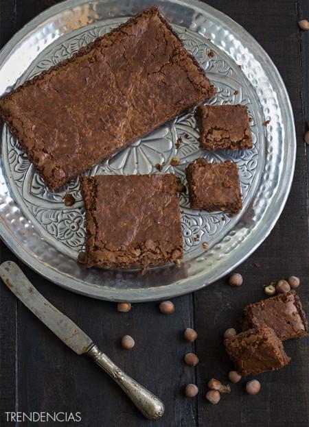 Brownie de Nutella y cheesacake japonés en la quincena gourmet de Trendencias Lifestyle (XLV)