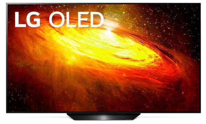 TV LG OLED55BX6LA - UHD 4K, Smart TV WebOS, A7 Gen3., 100% HDR Dolby Vision/Atmos, HDMI 2.1