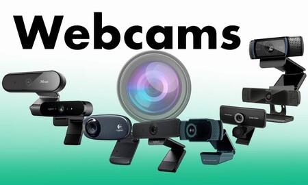 Estar preparado para las vídeo llamadas es más fácil con estas 9 webcams de Logitech, Conceptronic, Creative o Trust
