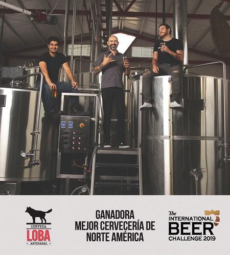La cervecería mexicana Loba es nombrada la mejor de Norteamérica por el International Beer Challenge