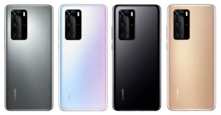 Huawei P40, P40 Pro y Pro+ ya disponibles en España: precio, promociones de lanzamiento y dónde comprar más barato