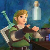 The Legend of Zelda: Skyward Sword HD: dónde encontrar todas las botellas vacías