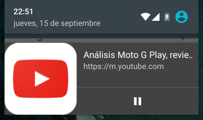 Chrome Youtube Segundo Plano