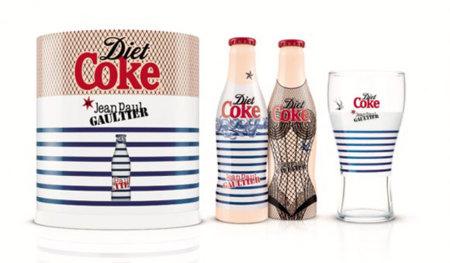 Edición especial de Diet Coke por Jean Paul Gaultier