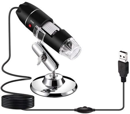 Microscopio digital de oferta en Amazon México