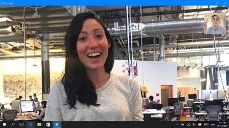 Las videollamadas ya son posibles en Facebook Messenger para Windows 10