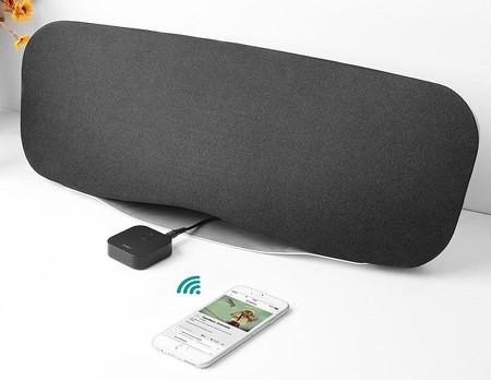 Receptor Bluetooth AUKEY para equipos de música por 12 euros en Amazon