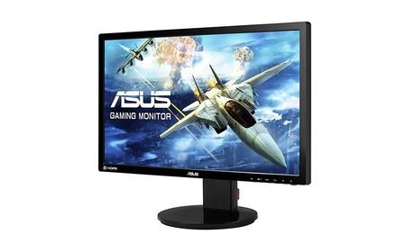 ASUS VG248QZ, un completo monitor gaming de 24 pulgadas Full HD que PcComponentes nos deja ahora por 199 euros