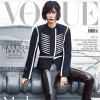 Vogue Korea: Bae Doona y Nicolas Ghesquiere