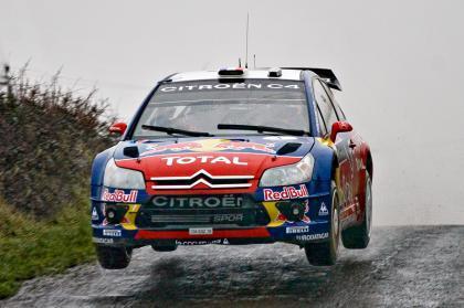 El rally de Irlanda es el más rápido de la historia