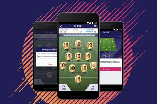 FUT 18: las mejores aplicaciones para crear tu plantilla de fútbol desde el móvil