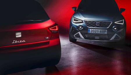 SEAT desvela la primera imagen de los nuevos SEAT Arona e Ibiza y anuncia la fecha de su inminente presentación