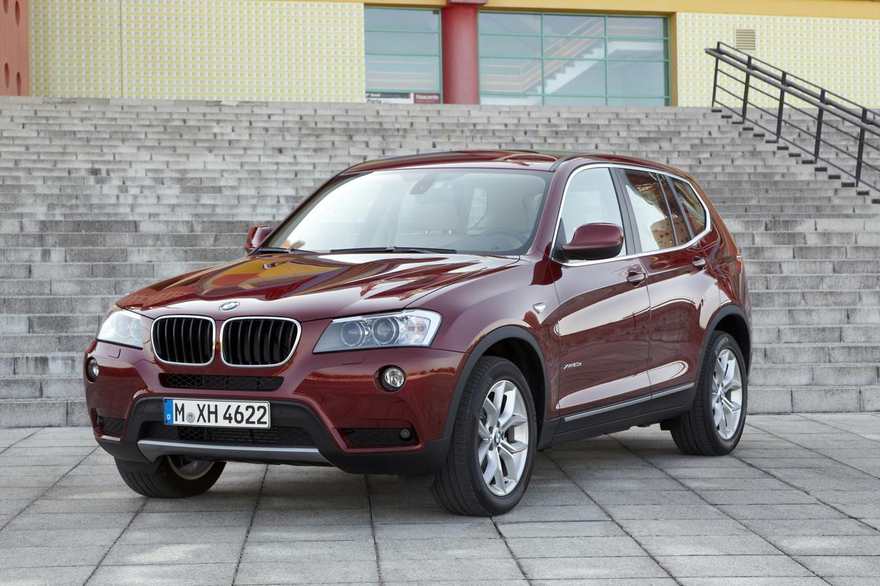 Foto de BMW X3 2011 (33/128)
