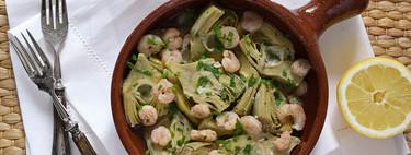 Tu dieta semanal con Vitónica: menú saludable con alimentos almacenados durante la cuarentena