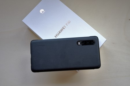 Huawei P30 Funda Trasera
