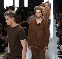 Bottega Veneta Primavera-Verano 2013, en la Semana de la Moda Masculina de Milán